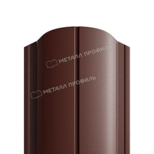 Металлический штакетник МеталлПрофиль