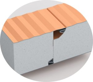 Стеновые сэндвич‑панели с пенополистиролом