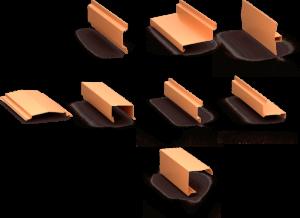 Фасонные элементы и комплектующие
